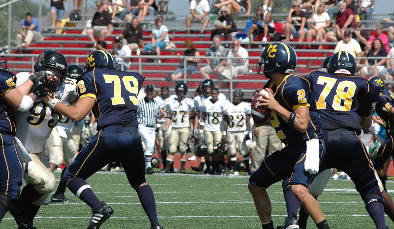 1st Football vs. Ohio Dominican Photo