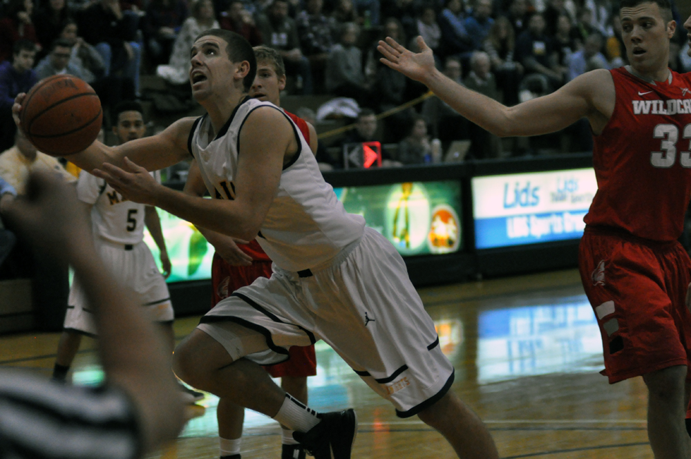 1st vs. IWU Photo