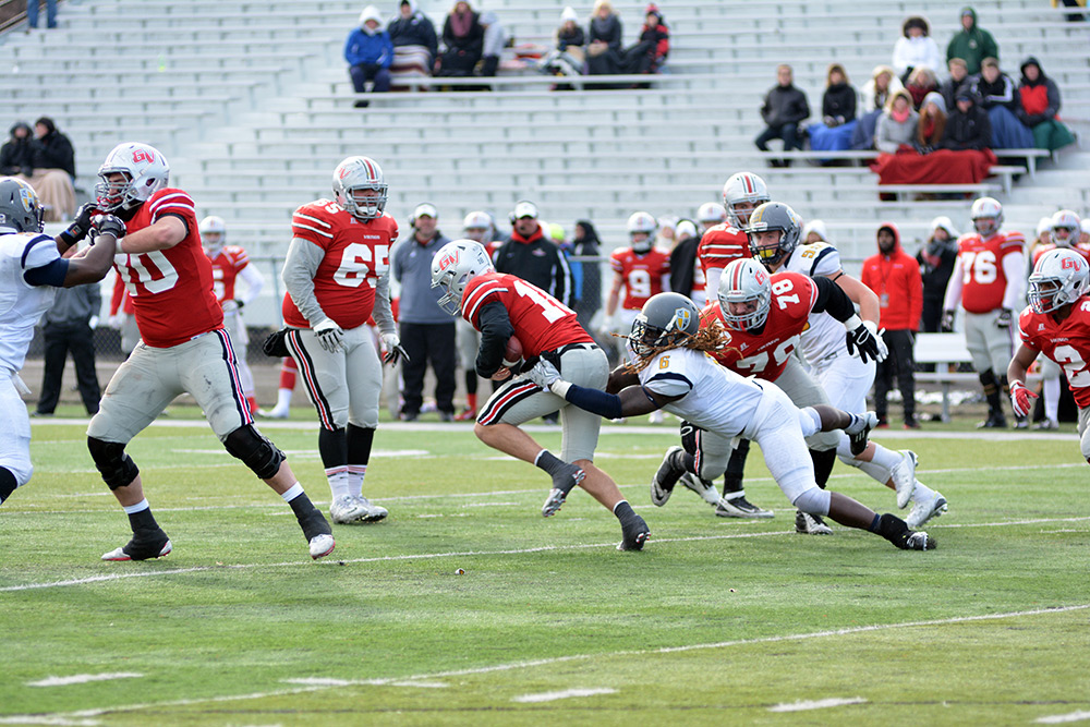 4th at Grand View - NAIA FCS Quarterfinals Photo