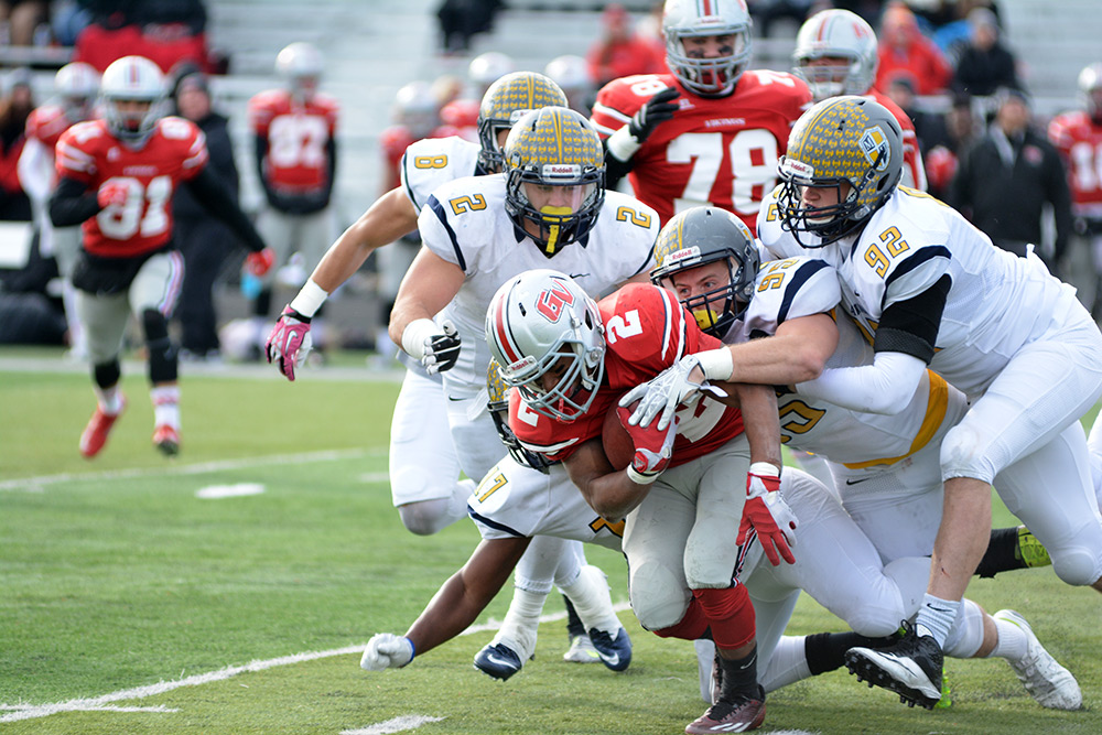 16th at Grand View - NAIA FCS Quarterfinals Photo