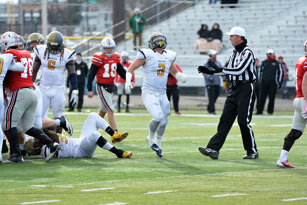 21st at Grand View - NAIA FCS Quarterfinals Photo