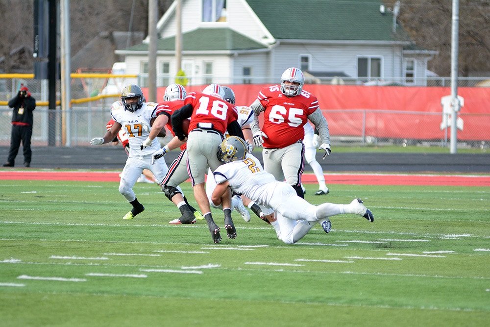 22nd at Grand View - NAIA FCS Quarterfinals Photo