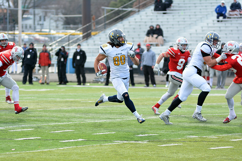 24th at Grand View - NAIA FCS Quarterfinals Photo