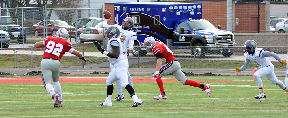 32nd at Grand View - NAIA FCS Quarterfinals Photo