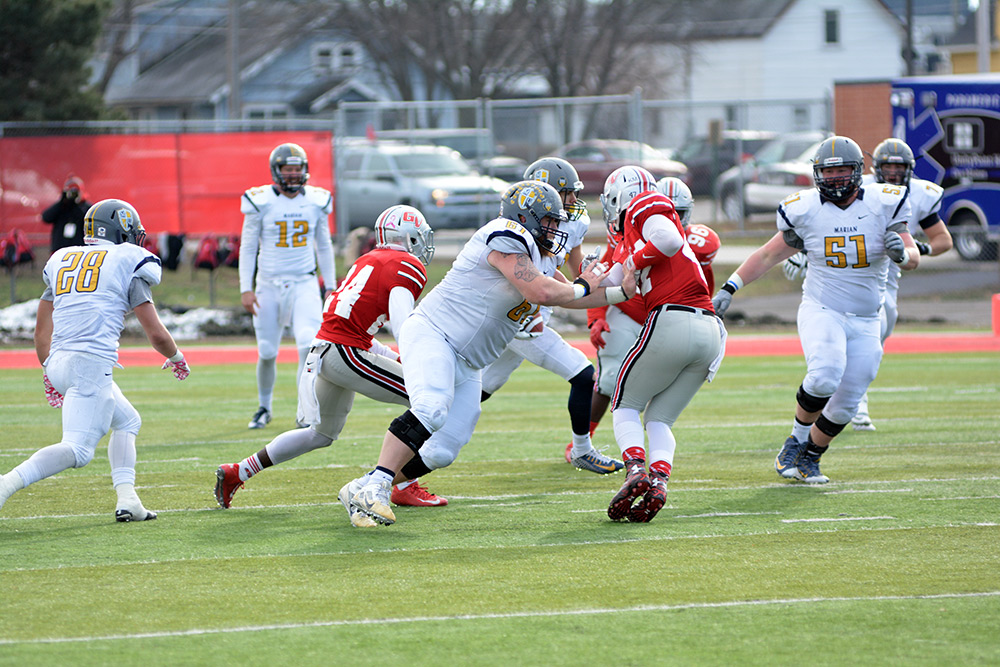 35th at Grand View - NAIA FCS Quarterfinals Photo
