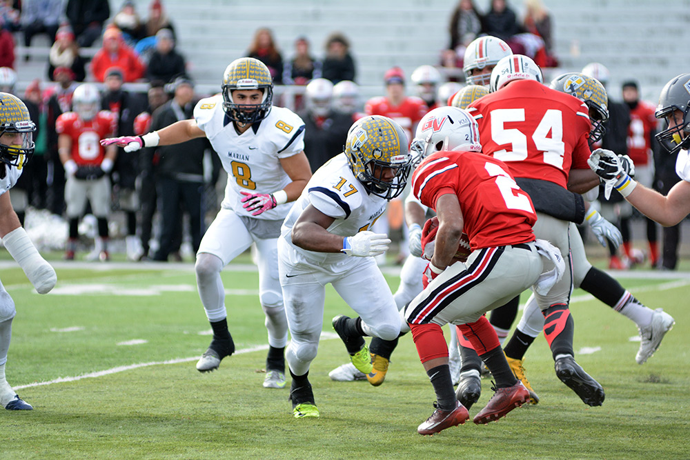 39th at Grand View - NAIA FCS Quarterfinals Photo