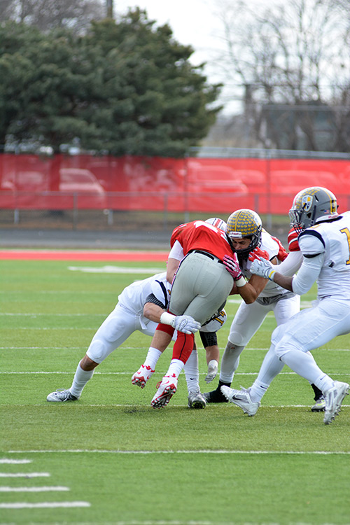 41st at Grand View - NAIA FCS Quarterfinals Photo
