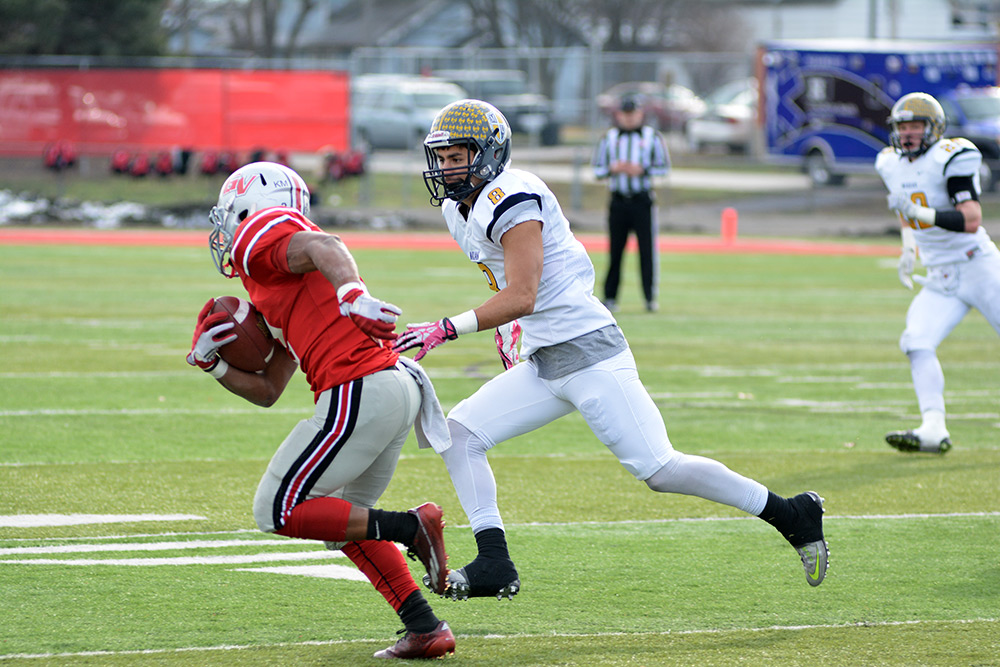 42nd at Grand View - NAIA FCS Quarterfinals Photo