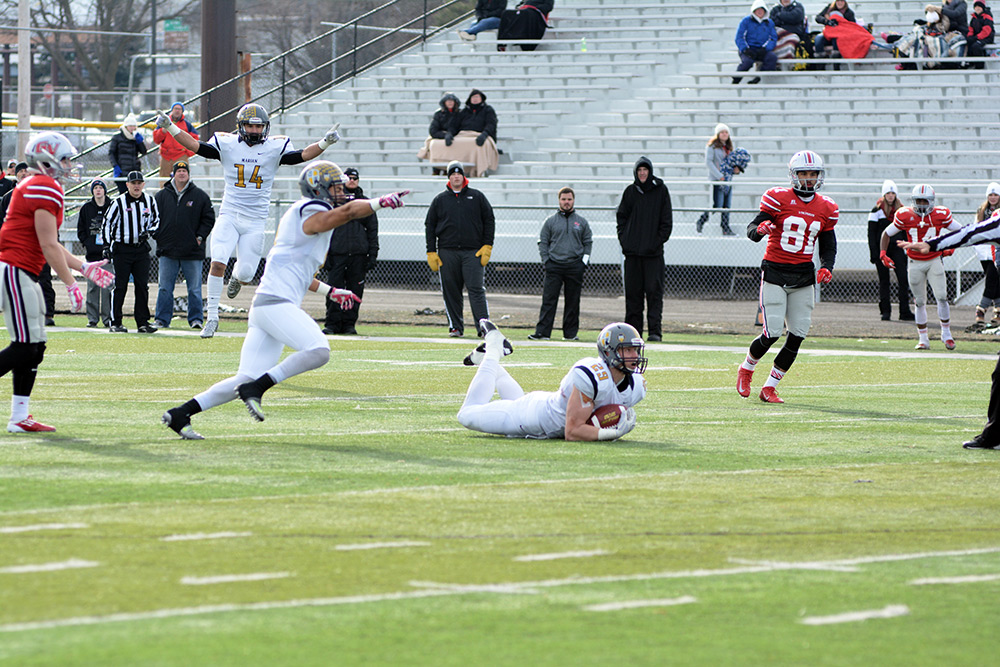43rd at Grand View - NAIA FCS Quarterfinals Photo