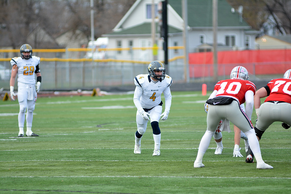 44th at Grand View - NAIA FCS Quarterfinals Photo