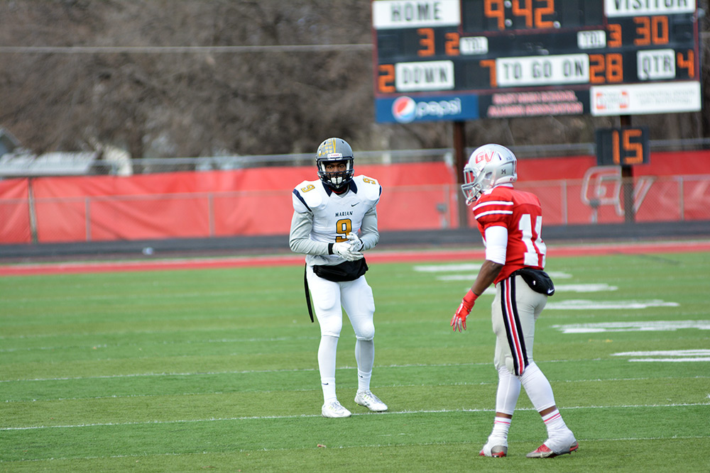 46th at Grand View - NAIA FCS Quarterfinals Photo