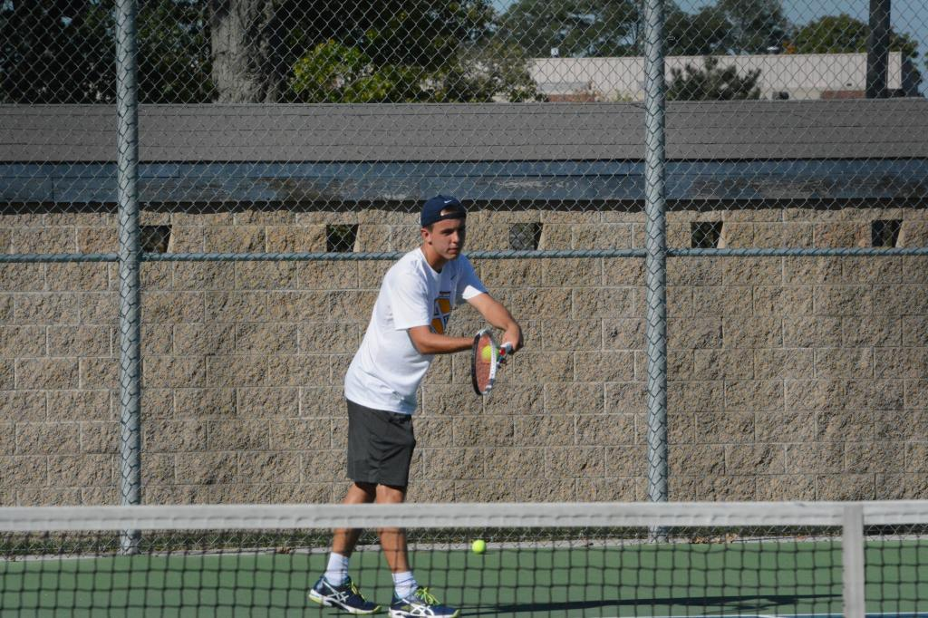 5th MTEN vs. DePauw (9.17.16) Photo