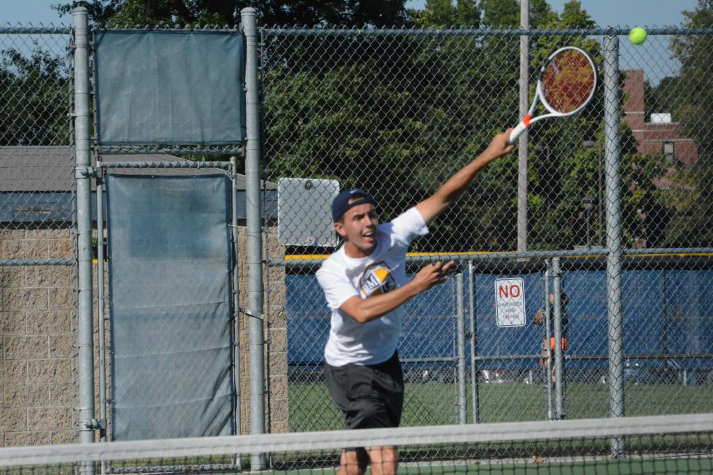 7th MTEN vs. DePauw (9.17.16) Photo