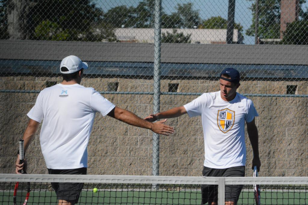 9th MTEN vs. DePauw (9.17.16) Photo
