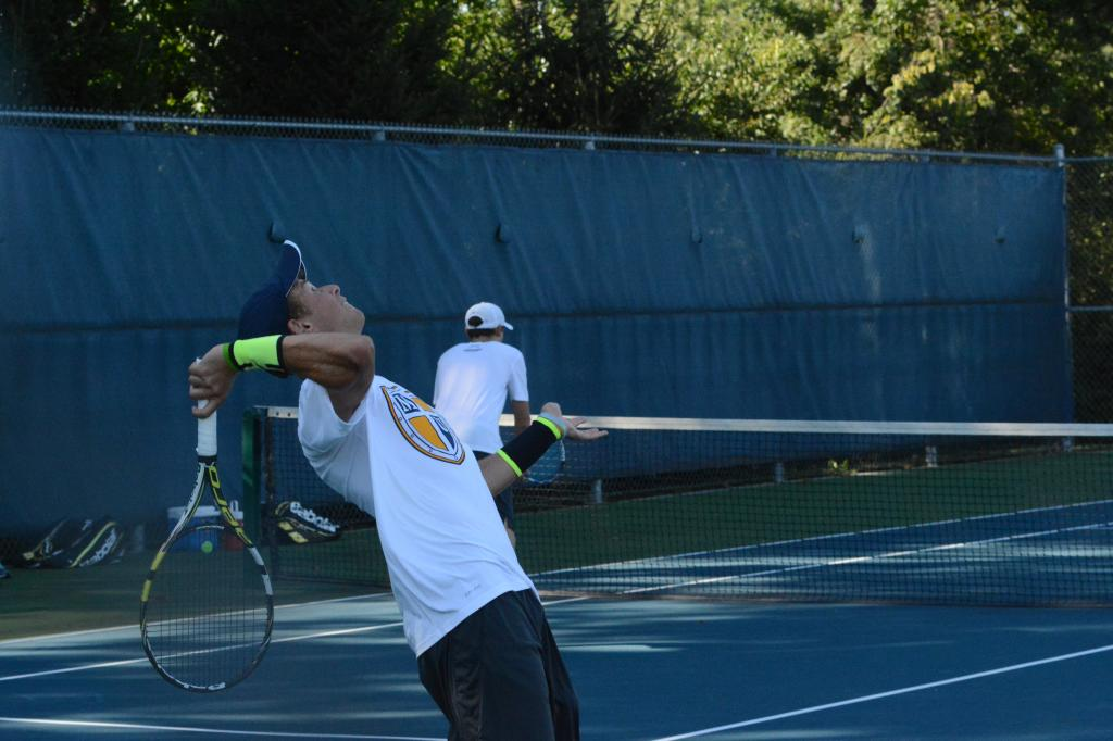 16th MTEN vs. DePauw (9.17.16) Photo