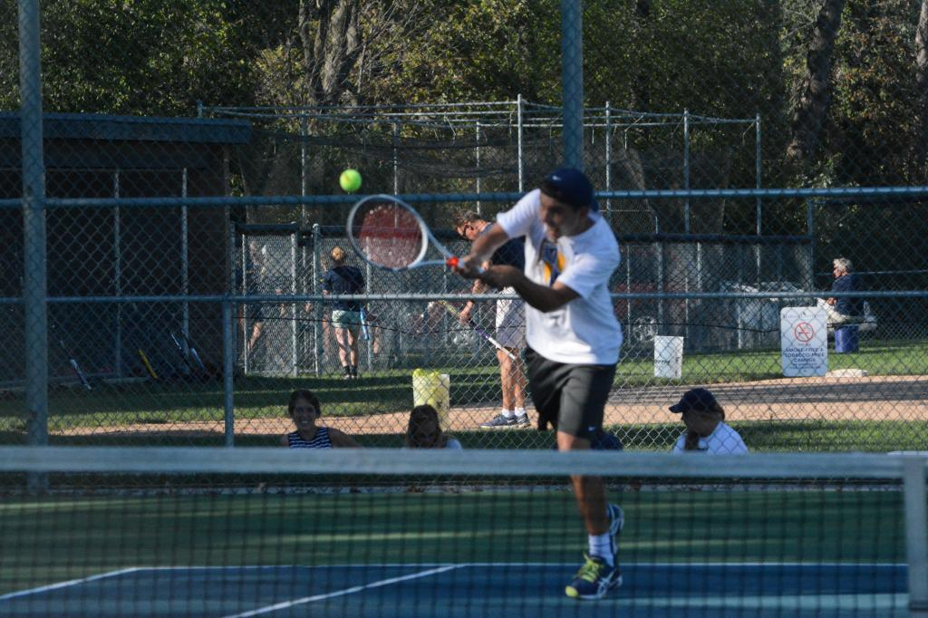 19th MTEN vs. DePauw (9.17.16) Photo