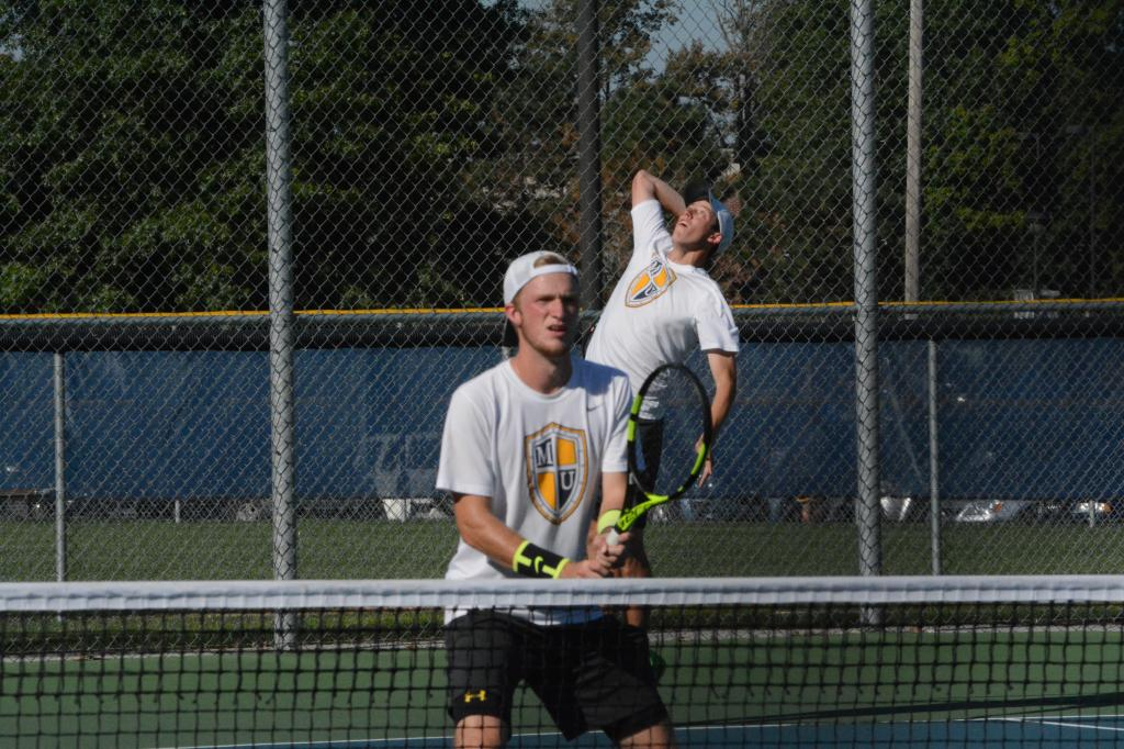 20th MTEN vs. DePauw (9.17.16) Photo