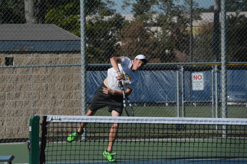 24th MTEN vs. DePauw (9.17.16) Photo