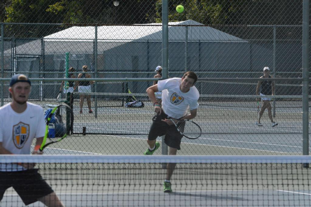 1st MTEN vs. St. Francis Photo