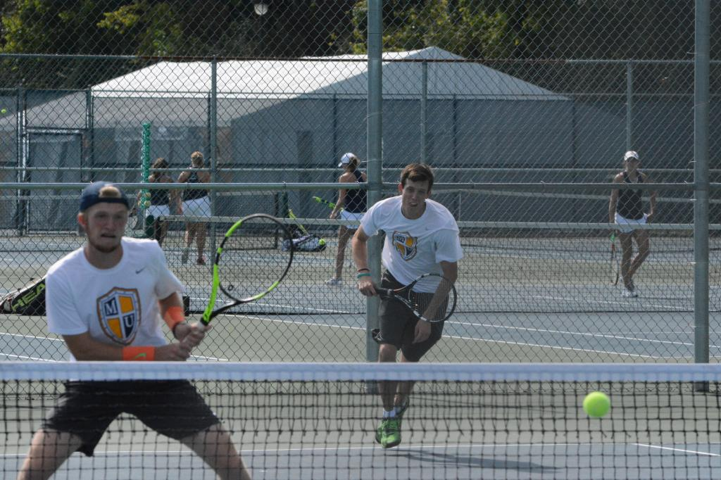 2nd MTEN vs. St. Francis Photo