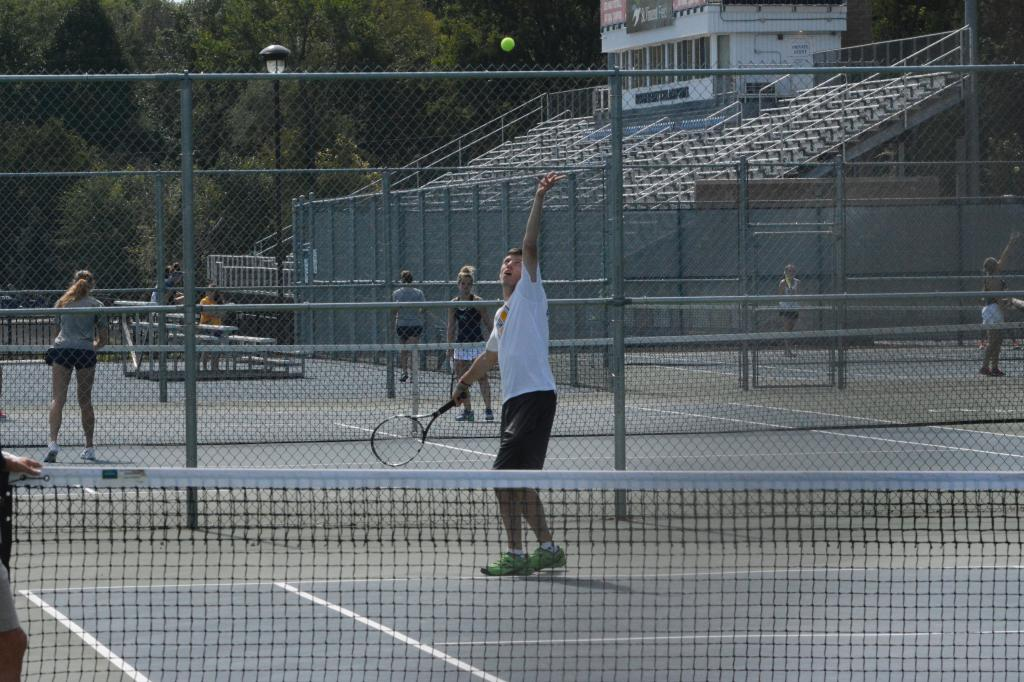 3rd MTEN vs. St. Francis Photo