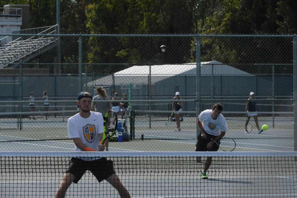 5th MTEN vs. St. Francis Photo