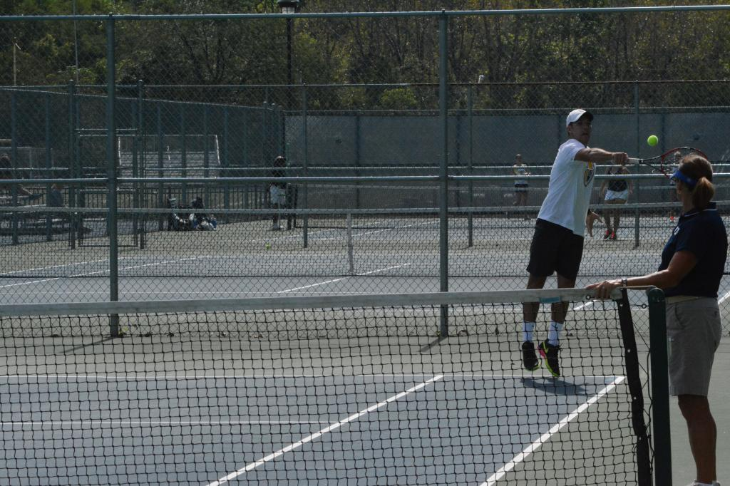 25th MTEN vs. St. Francis Photo