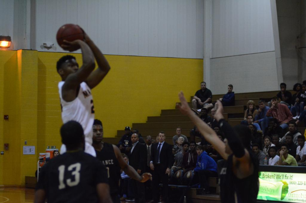 10th MBB vs. Defiance Photo
