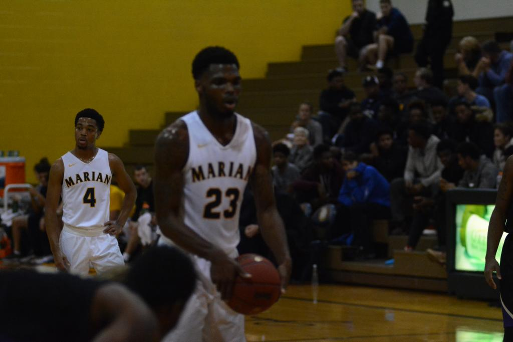 15th MBB vs. Defiance Photo