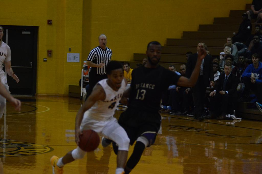 17th MBB vs. Defiance Photo