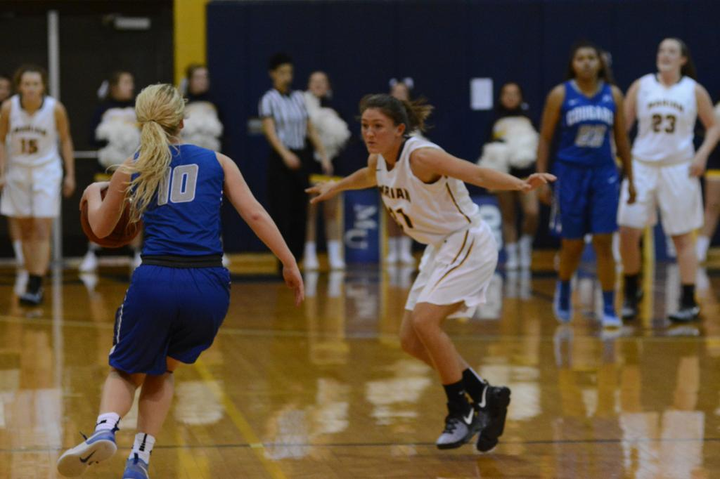 13th WBB vs. St. Francis (Ind.) Photo