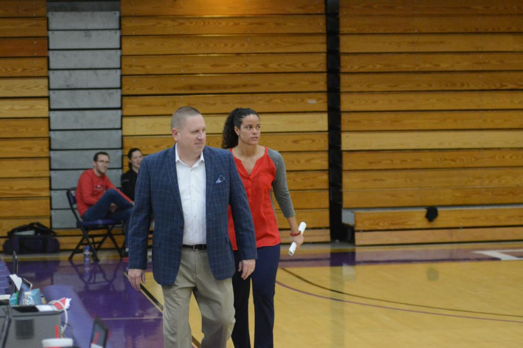 4th WBB at Goshen College 1.21 Photo