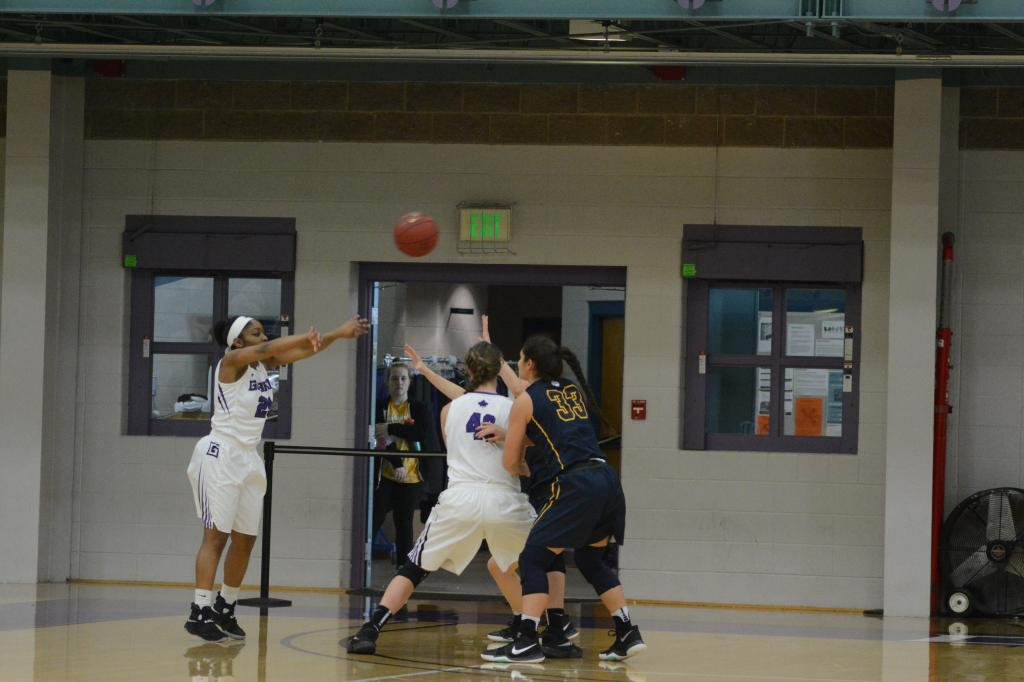 14th WBB at Goshen College 1.21 Photo