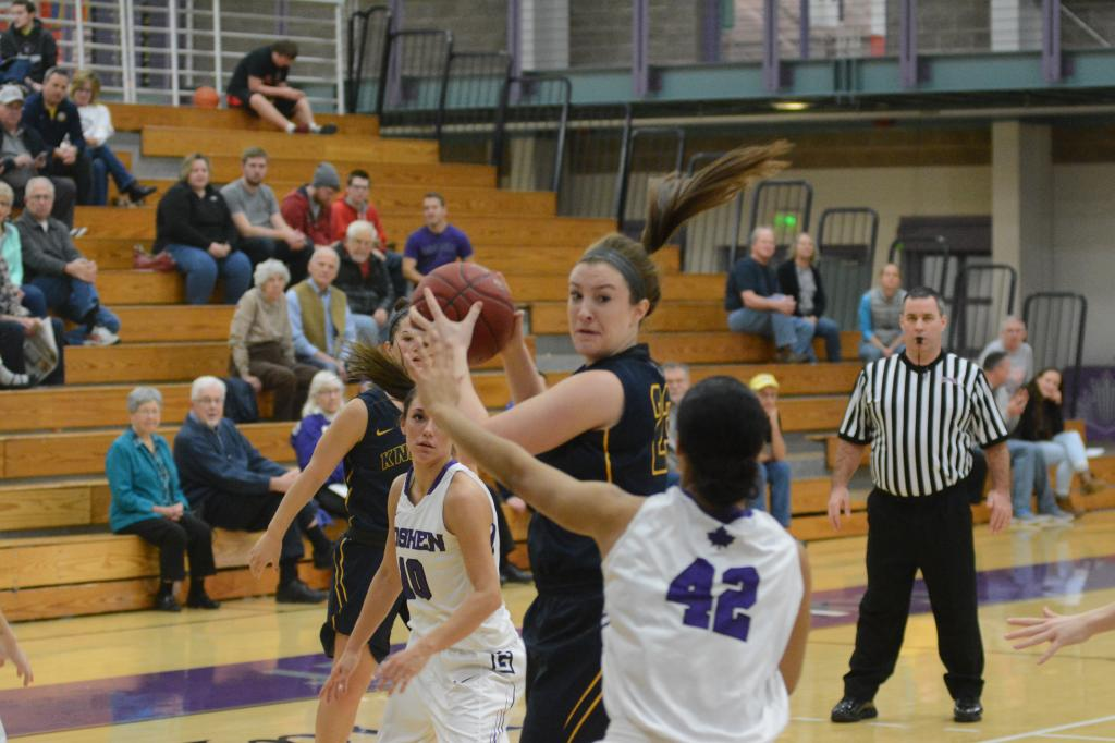 18th WBB at Goshen College 1.21 Photo