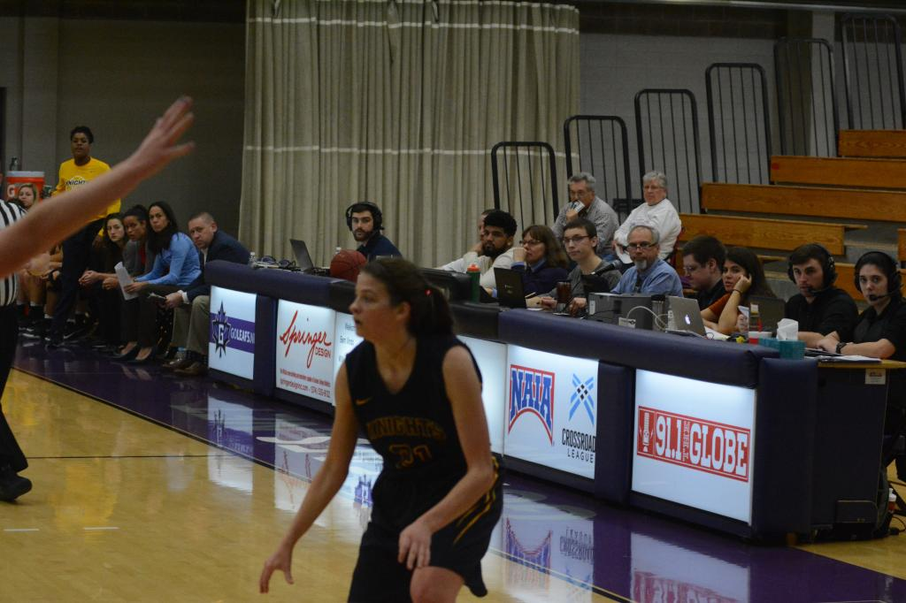 21st WBB at Goshen College 1.21 Photo