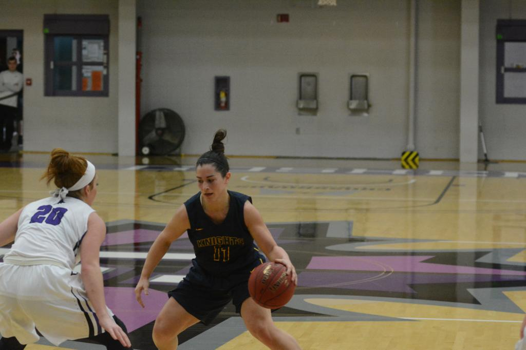 23rd WBB at Goshen College 1.21 Photo