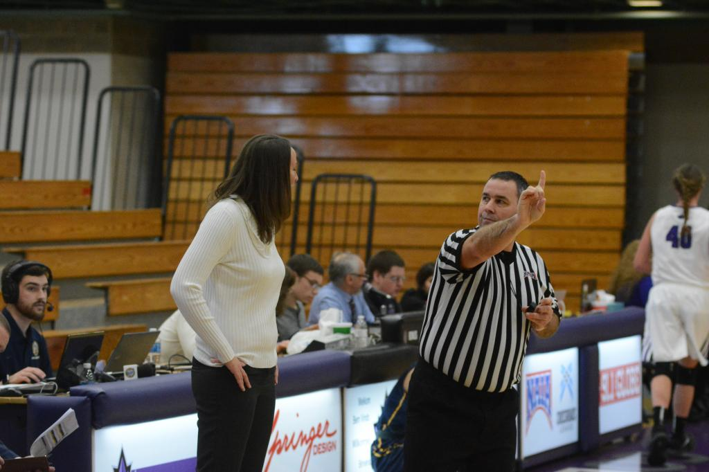 34th WBB at Goshen College 1.21 Photo