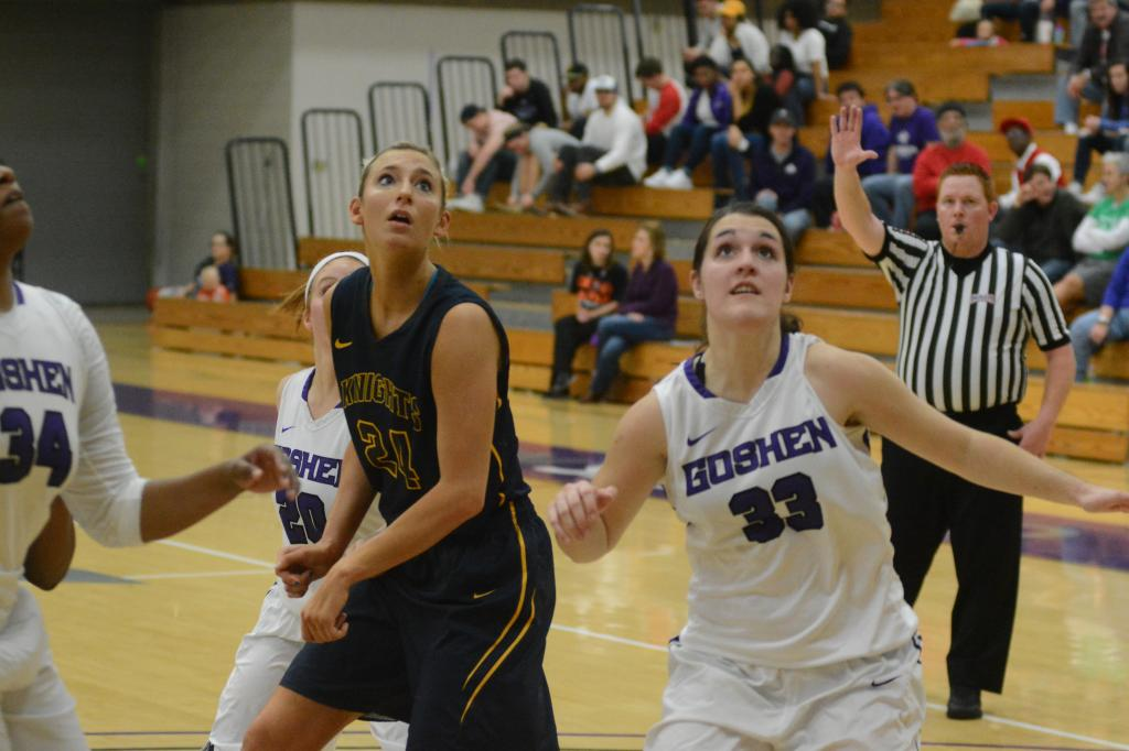 35th WBB at Goshen College 1.21 Photo