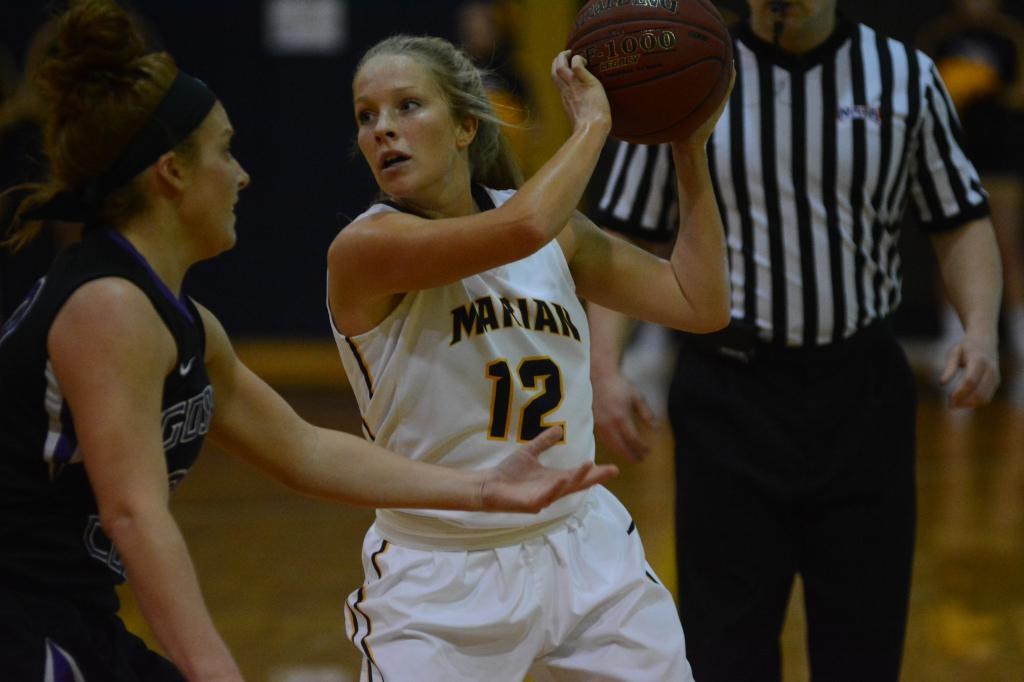 10th WBB vs. Goshen Photo