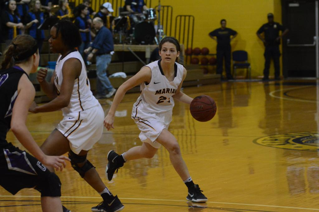 11th WBB vs. Goshen Photo