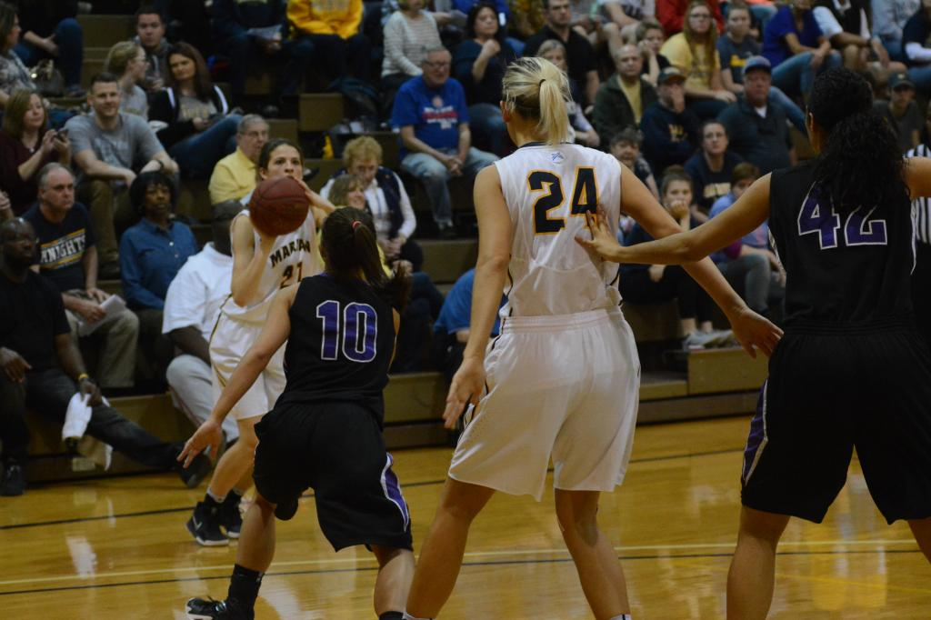 13th WBB vs. Goshen Photo