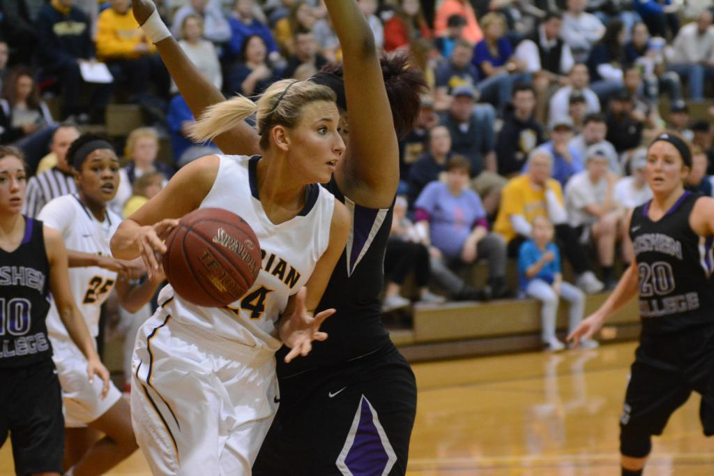 14th WBB vs. Goshen Photo