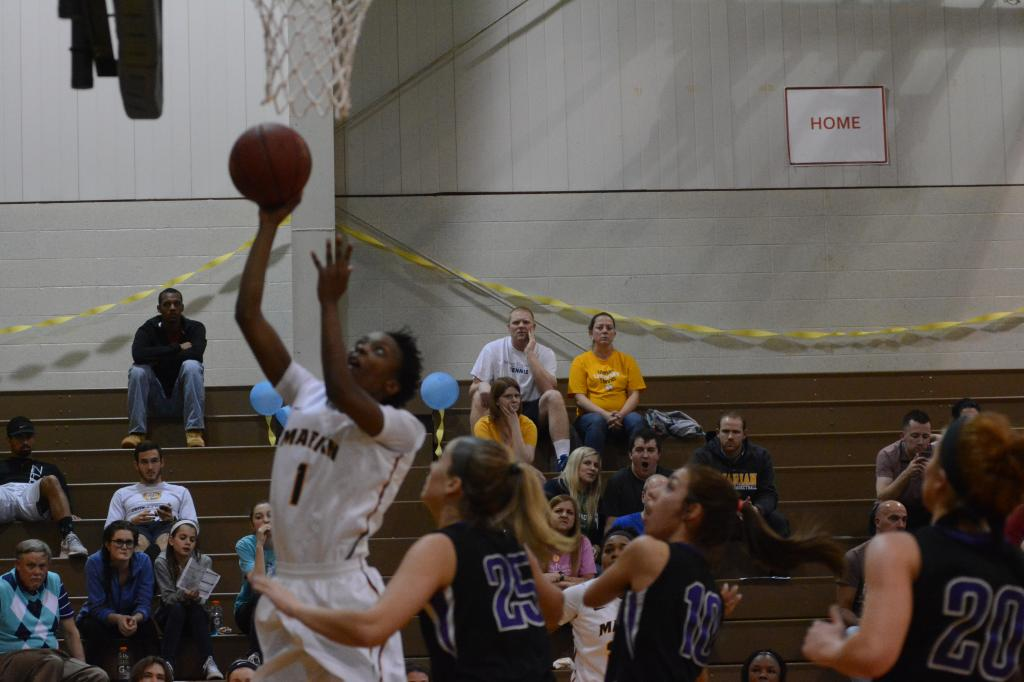 22nd WBB vs. Goshen Photo