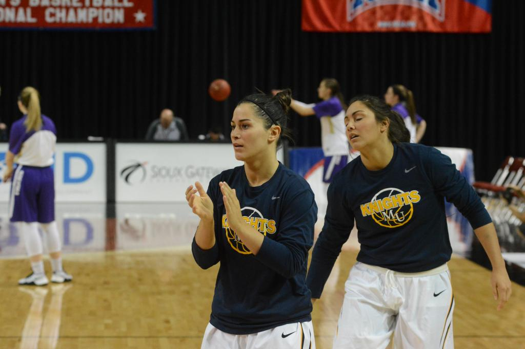 2nd NAIA First Round vs. Olivet Nazarene Photo