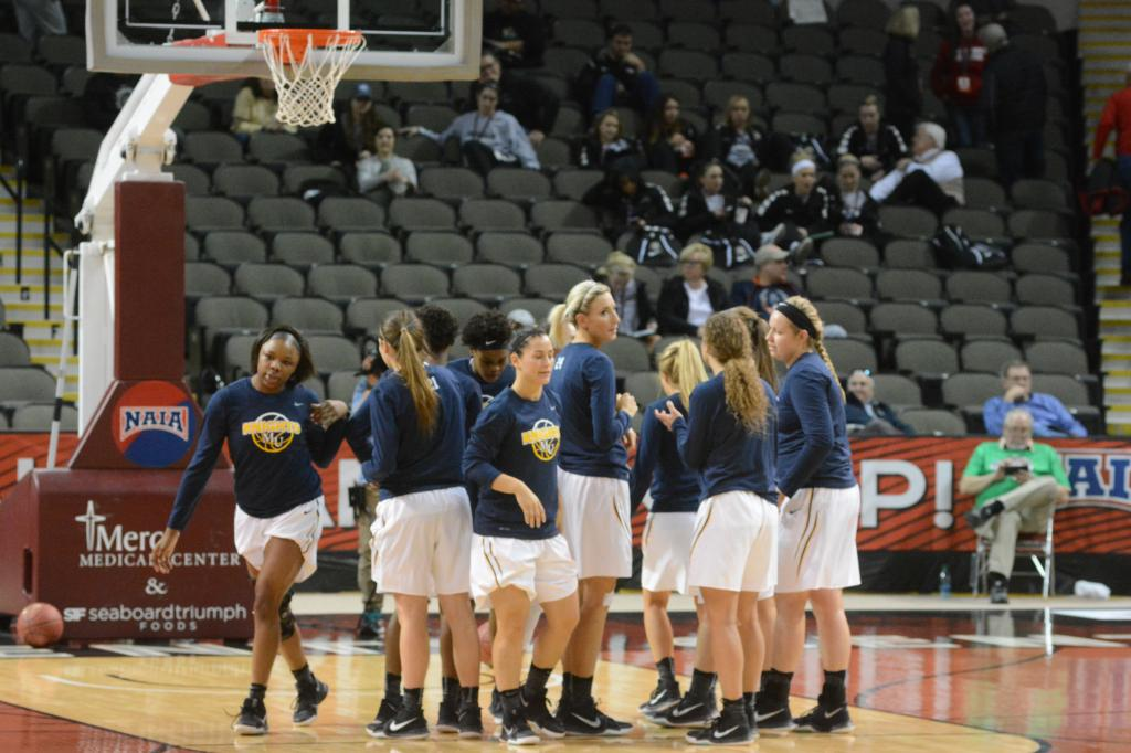 3rd NAIA First Round vs. Olivet Nazarene Photo