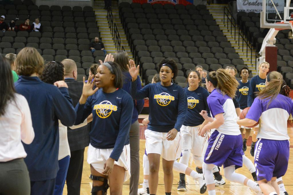 4th NAIA First Round vs. Olivet Nazarene Photo