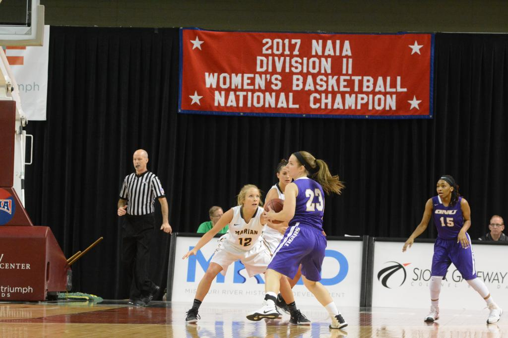 10th NAIA First Round vs. Olivet Nazarene Photo