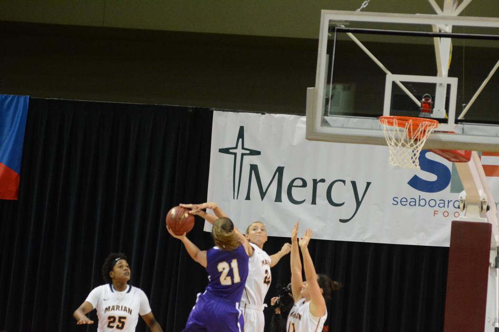 11th NAIA First Round vs. Olivet Nazarene Photo