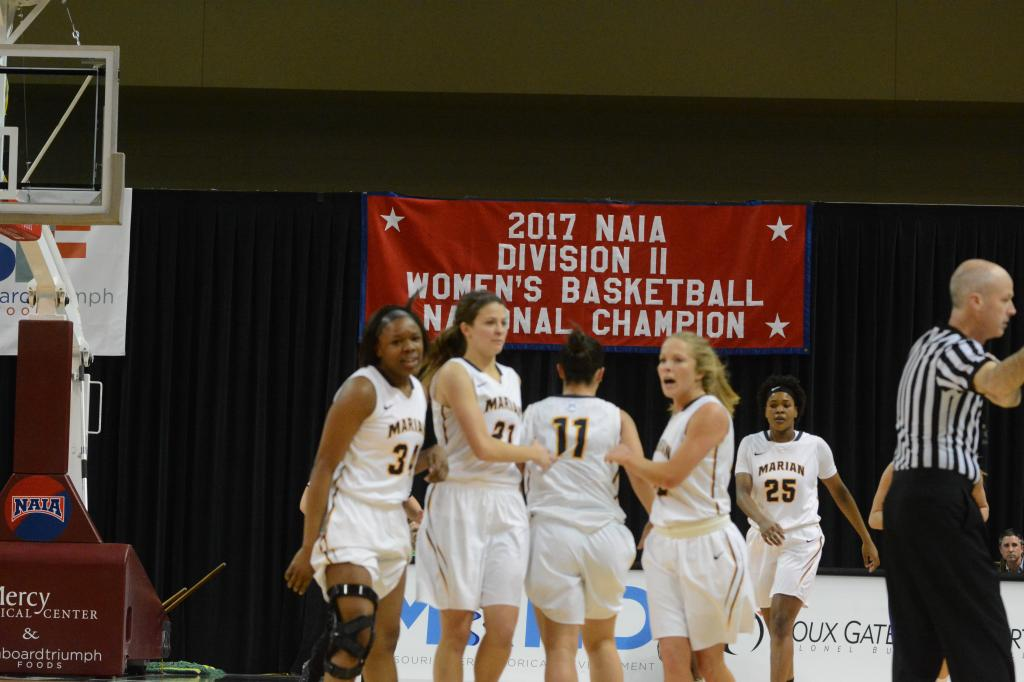 12th NAIA First Round vs. Olivet Nazarene Photo