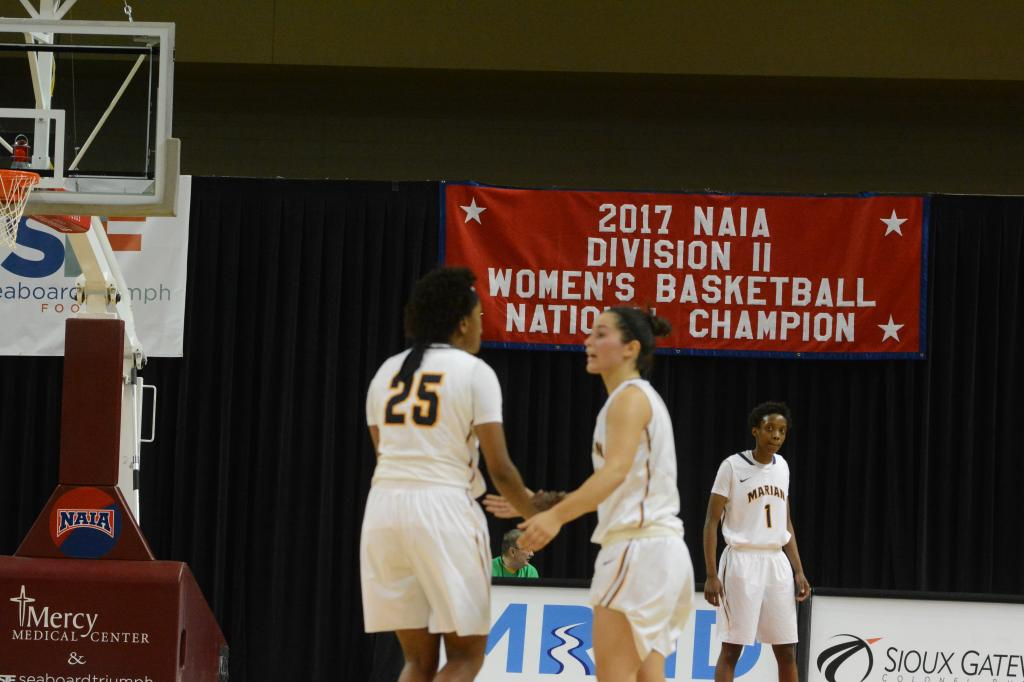 23rd NAIA First Round vs. Olivet Nazarene Photo